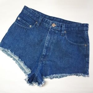 Urban Outfitters BDG Super High-Rise Shorts